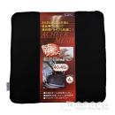 アチーク メッシュシングルクッション ブラック AMS-90953
