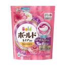ボールド 洗濯洗剤 ジェルボール3D 癒しのプレミアムブロッサムの香り つめかえ用 18個入