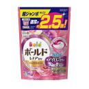 ボールド 洗濯洗剤 ジェルボール3D 癒しのプレミアムブロッサムの香り つめかえ用 超ジャンボ 44個入
