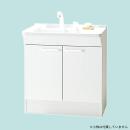TOTO KE洗面化粧台 750 ホワイト 2枚扉 LDCG075BAGEN1A