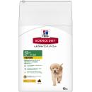 サイエンスダイエット パピー 子いぬ大型犬種用(〜12ヶ月/妊娠・授乳期) チキン 12kg