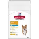 サイエンスダイエット ライト小粒 肥満傾向の成犬用(1歳〜6歳) チキン 12kg