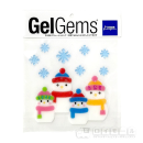 GelGems(ジェルジェム) バッグS スノーファミリー