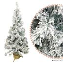 ファイバーツリー スノークリア 120cm