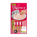 CIAO チャオ ちゅ〜る サーモン&とりささみ 14g×4本