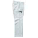 ホシ服装 851 カーゴ 1 ホワイトグレー W91