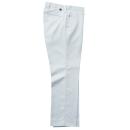 ホシ服装 850 パンツ 1 ホワイトグレー W82