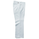 ホシ服装 850 パンツ 1 ホワイトグレー W79