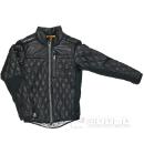 #9010 発熱防寒ジャケット L ブラック