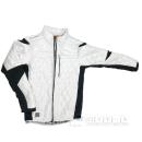 #9010 発熱防寒ジャケット L シルバー