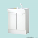 TOTO KE洗面化粧台 600 ホワイト 2枚扉 LDCG060BAGEN1A