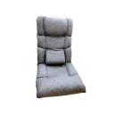 腰をサポートするふんわり座椅子