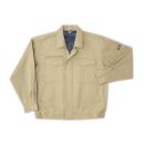 ホシ服装 #P1352 4L ブルゾン ライトベージュ